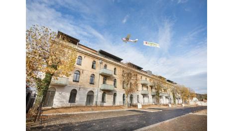Programme immobilier loi Pinel Vernon - Éco Quartier Fieschi à Vernon