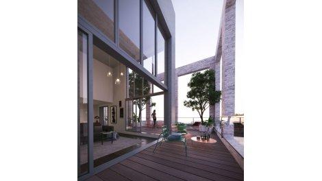 Programme immobilier loi Pinel Résidence à Bordeaux St Louis à Bordeaux
