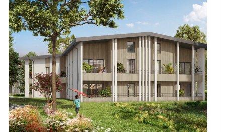Programme immobilier loi Pinel Résidence à Blanquefort à Blanquefort