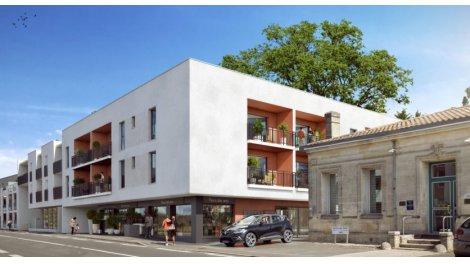 Programme immobilier loi Pinel Résidence à Eysines à Eysines