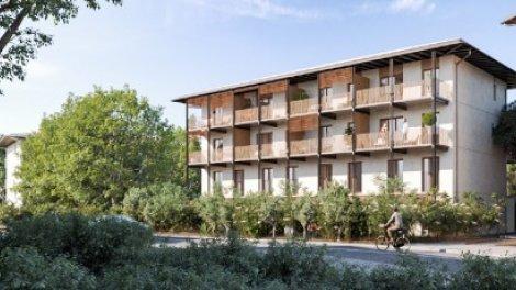 Programme immobilier loi Pinel Résidence Hyper Centre Biganos à Biganos