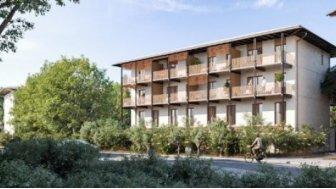 Eco habitat programme Résidence Hyper Centre Biganos Biganos