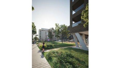 Immobilier basse consommation à Bordeaux