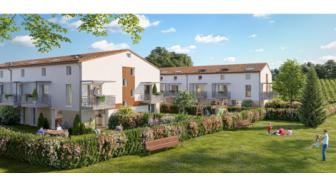 Eco habitat programme Résidence à Montussan Montussan