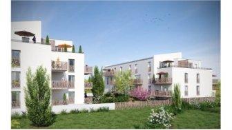 """Pinel programme Résidence """"villas Borderieux"""" - Caen Beaulieu Caen"""