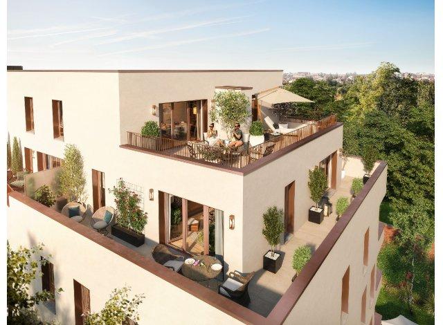 Rive Gauche logement écologique