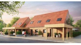 Programme immobilier neuf Le Hameau de Cazeaux La Chapelle-d'Armentières