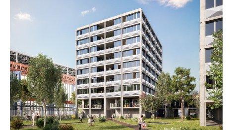 Programme immobilier loi Pinel Ekko à Lille