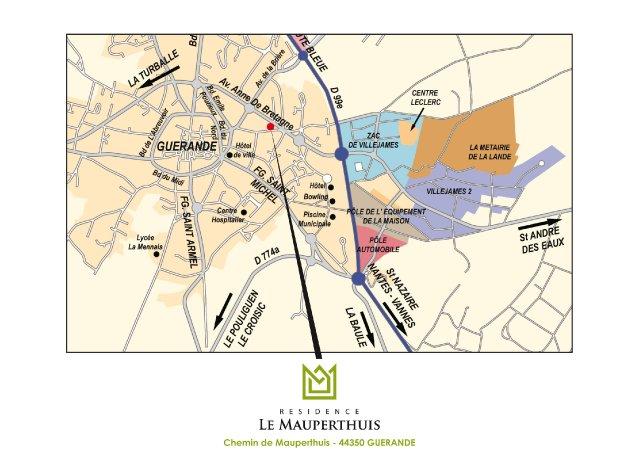Logement écologique Guérande