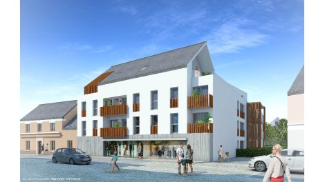 immobilier ecologique à Pontchateau