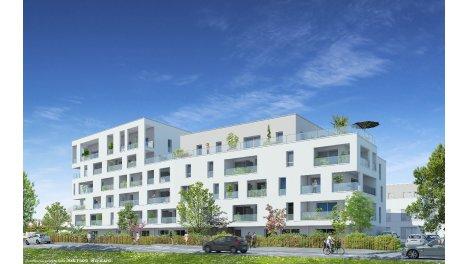 Programme immobilier loi Pinel Résidence Coté a à Saint-Nazaire