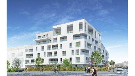 Résidence Coté a logement écologique