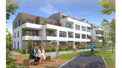 Programme immobilier loi Pinel Résidence le Mauperthuis à Guérande
