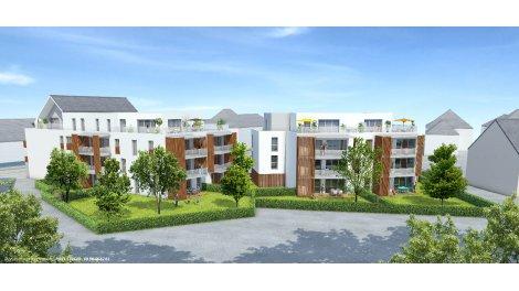 Programme immobilier neuf Eden Roc éco-habitat à Pontchateau