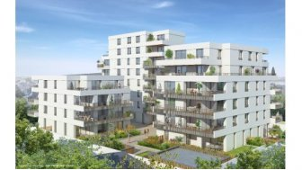 Eco habitat programme Résidence le Mermoz Saint-Nazaire