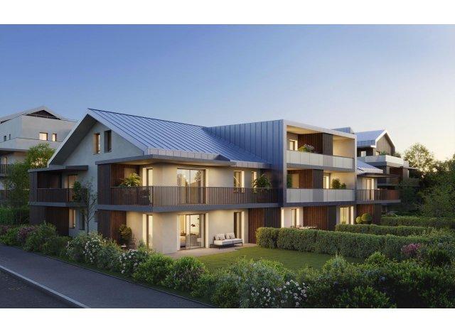 Programme immobilier loi Pinel Priams à Seynod