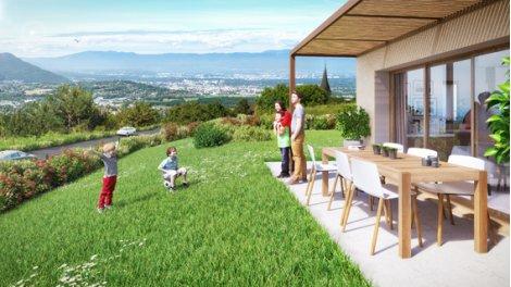 Immobilier ecologique à Lucinges