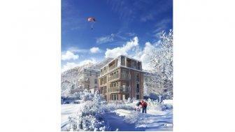 Programme immobilier neuf Helium Chamonix-Mont-Blanc
