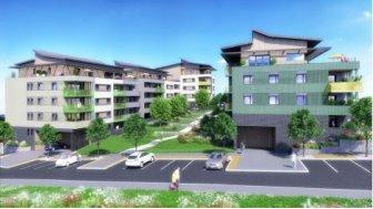 Eco habitat programme La Cour des Lodges Saint-Julien-en-Genevois