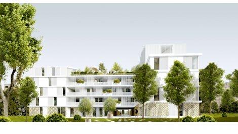 Appartement neuf Le Cèdre Blanc éco-habitat à Marseille 8ème