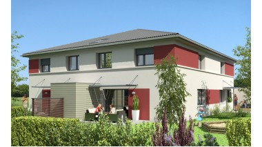 eco habitat neuf à Blotzheim