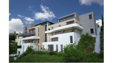 Programme immobilier neuf Selena