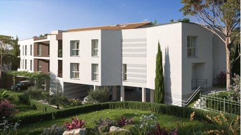 Programme immobilier loi Pinel Golf Marina à Mandelieu-la-Napoule