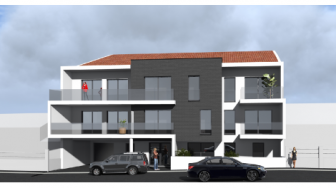 Eco habitat programme Residence Halona La Rochelle