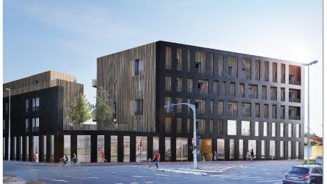 Programme immobilier loi Pinel Black Pearl à La Rochelle
