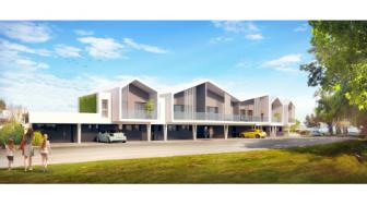 Pinel programme Residence Jeanne d'Albret La Rochelle