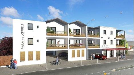 Programme immobilier loi Pinel Joffre 2 à La Rochelle