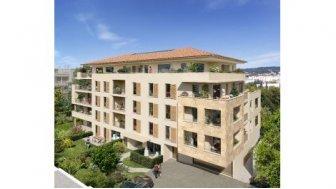 Eco habitat programme Héritage Aix-en-Provence