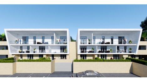 Appartements et maisons neuves Les Voiles éco-habitat à La Ciotat