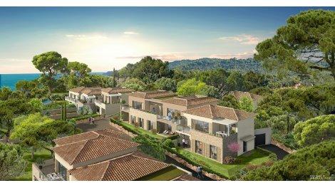 Éco habitat éco-habitat Villa Azurea à Sainte-Maxime