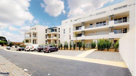 Appartement neuf Pierprovence la Chapelle éco-habitat à Marseille 13ème