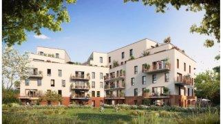Eco habitat programme Rive Gauche Haubourdin