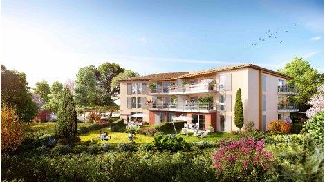 Programme immobilier loi Pinel Villa Aixoise à Aix-en-Provence