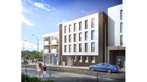 Programme immobilier loi Pinel Coeur de Ville à Feyzin