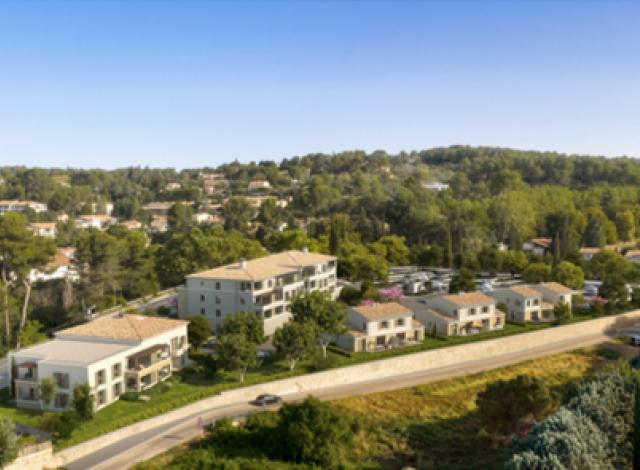 Programme immobilier loi Pinel Calliopé à Aix-en-Provence