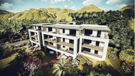 Éco habitat éco-habitat Les Terrasses de l'Ondella Porticcio à Porticcio
