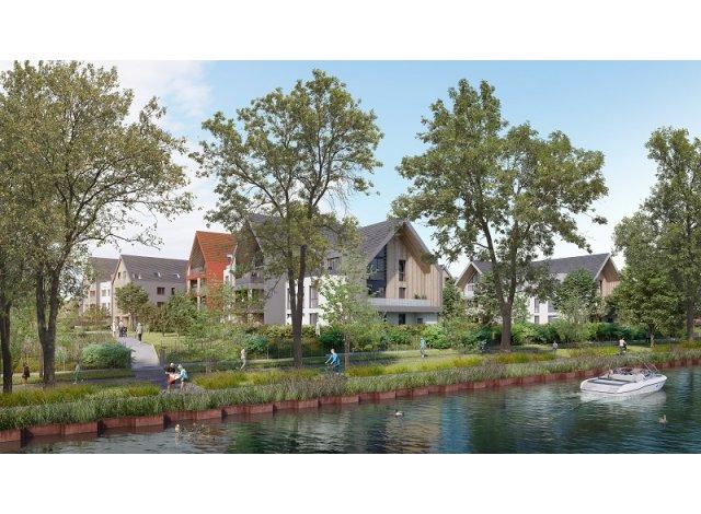Programme immobilier loi Pinel Square Vendhome à Vendenheim
