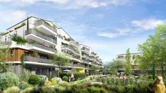 Programme neuf Les Jardins de Calvary à Chambéry