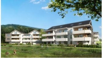 Programme immobilier neuf Le Domaine des Crauses Saint-Baldoph