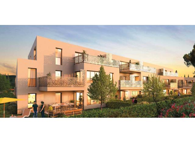 Programme immobilier loi Pinel Le Smart à Frontignan