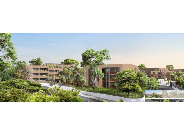 Programme immobilier neuf Mira Monte à Montpellier