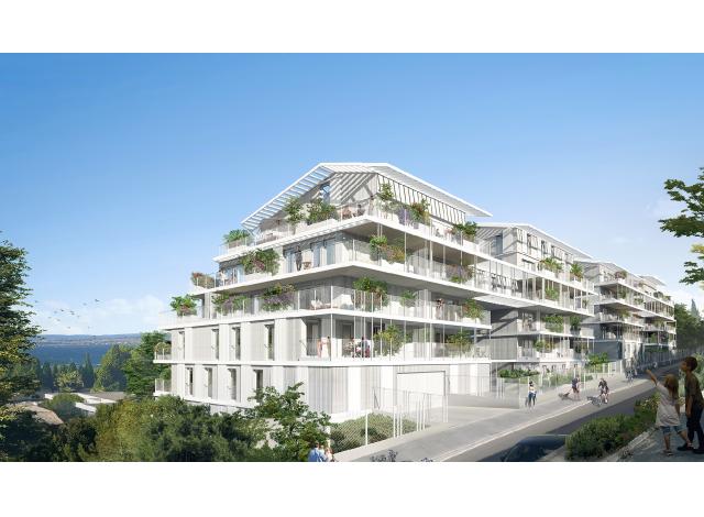 Programme immobilier loi Pinel Ora à Sète