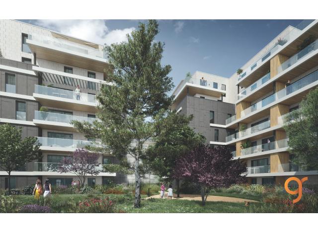 Programme immobilier loi Pinel Le Gradient à Annemasse