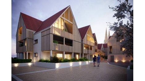 Écohabitat immobilier neuf éco-habitat O'Coeur d'Obernai