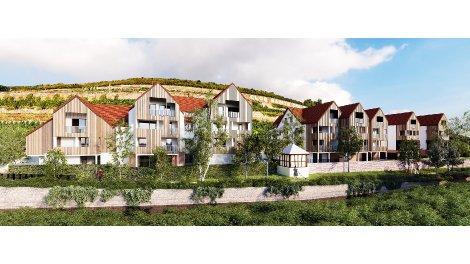 Programme immobilier loi Pinel O'Coeur d'Obernai à Obernai