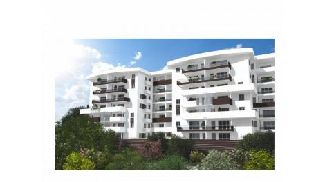 Programme immobilier loi Pinel Terrasses de Bodiccione à Ajaccio
